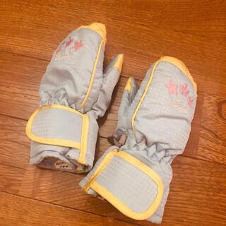 スキー スノボー グローブ 3〜4歳用(手袋)