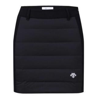 デサント(DESCENTE)のDESCENTE ゴルフ グースダウン デサント 韓国 ダウンスカート golf(ウエア)