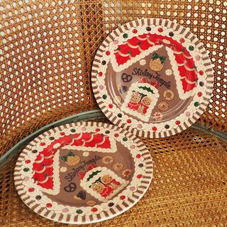 シャーリーテンプル(Shirley Temple)のノベルティ お皿 2枚セット(ノベルティグッズ)