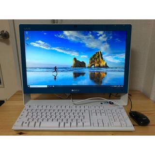 ソニー(SONY)のソニー SONY パソコン(デスクトップ型PC)