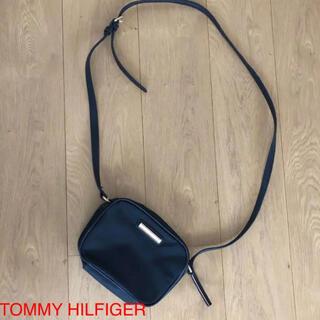 トミーヒルフィガー(TOMMY HILFIGER)の美品◆Tommy HILFIGER ショルダーバッグ(ショルダーバッグ)