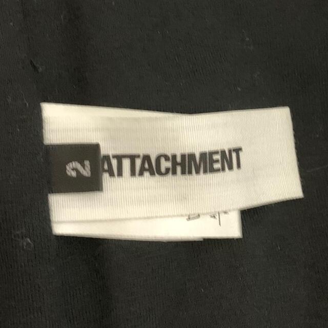 ATTACHIMENT(アタッチメント)のアタッチメント  ベスト メンズのトップス(シャツ)の商品写真