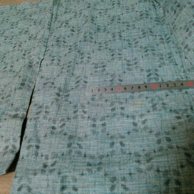 ❤️値下げ 浴衣 グレー レディースの水着/浴衣(浴衣)の商品写真