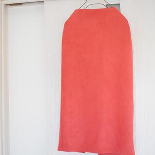 アナップ(ANAP)の新品・未使用 ANAP タイト ロングスカート 赤(ロングスカート)