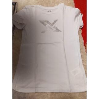 アルマーニエクスチェンジ(ARMANI EXCHANGE)のTシャツ レディース アルマーニエクスチェンジ M(Tシャツ(半袖/袖なし))