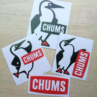 チャムス(CHUMS)のチャムス ステッカー(ステッカー)