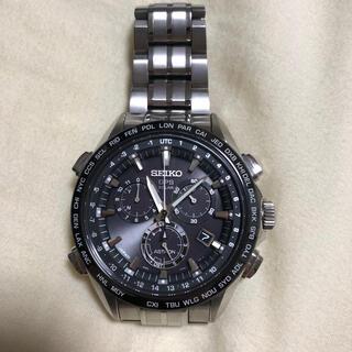 セイコー(SEIKO)のセイコー アストロン GPS ソーラー衛星電波 メンズ 腕時計(腕時計(アナログ))