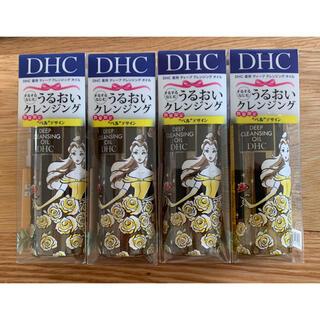 ディーエイチシー(DHC)のDHC 薬用ディープクレンジングオイル 150ml 4本セット(クレンジング/メイク落とし)
