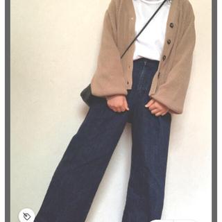 チャイルドウーマン(CHILD WOMAN)のチャイルドウーマン デニムワイドパンツ シャンブルドゥシャーム パーリッシィなど(デニム/ジーンズ)