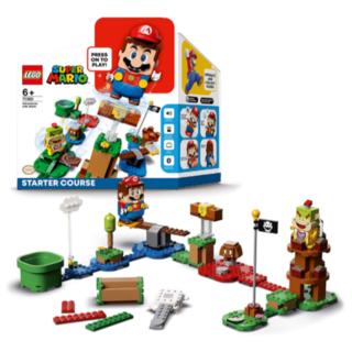 レゴ(Lego)の★新品未使用★ LEGO マリオ スターターセット 71360(その他)