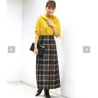 オニール(O'NEILL)のオニールオブダブリン スカート IENA  美品(ロングスカート)