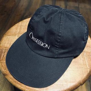 カルバンクライン(Calvin Klein)の90'sCalvin Klein Obsession Promotion Cap(キャップ)
