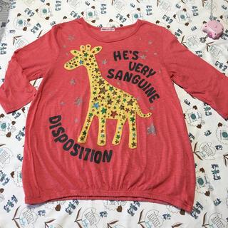 ラフ(rough)のロンT 7分 rough フリーサイズ(Tシャツ(長袖/七分))