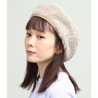ロペピクニック(Rope' Picnic)のロペピクニック ボアベレー帽(ハンチング/ベレー帽)