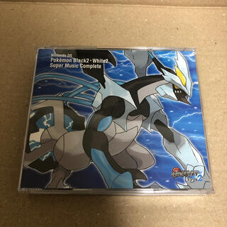 ポケモン(ポケモン)のポケットモンスター ブラック2 ホワイト2 サウンドトラックCD DS ポケモン(ゲーム音楽)