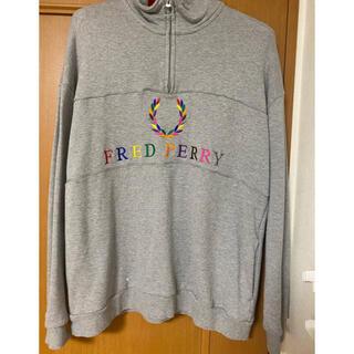 フレッドペリー(FRED PERRY)のFRED PERRY×BEAMS トレーナー サイズL(シャツ)