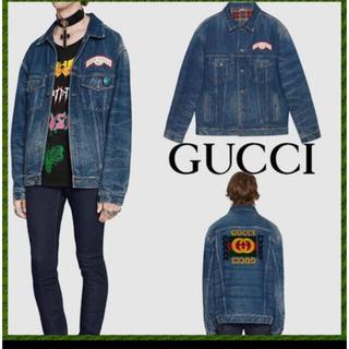 グッチ(Gucci)のGUCCI ジャケット(Gジャン/デニムジャケット)