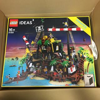 レゴ(Lego)の【新品 未開封】レゴ LEGO 赤ひげ船長の海賊島 21322(その他)