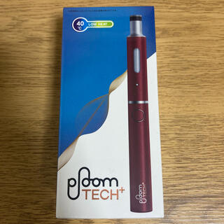 プルームテック(PloomTECH)のploom  tech+ スターターキット(タバコグッズ)