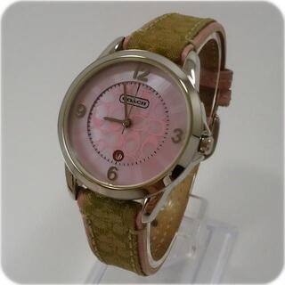 コーチ(COACH)のCOACH 0431(腕時計)