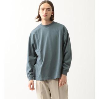 スティーブンアラン(steven alan)の<Steven Alan> LIGHT HI-DENS CREW 定価8800円(Tシャツ/カットソー(七分/長袖))