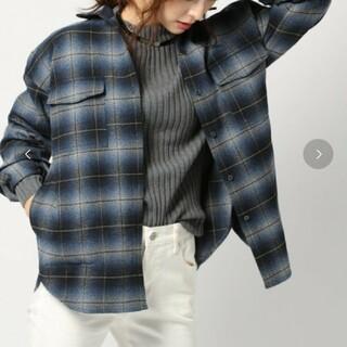 バンヤードストーム(BARNYARDSTORM)の美品 チェックシャツ(シャツ/ブラウス(長袖/七分))