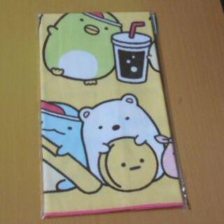 サンエックス(サンエックス)の新品♡すみっコぐらしランチナフキン(弁当用品)