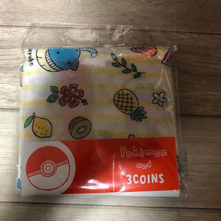 スリーコインズ(3COINS)のポケモン 3coins  エコバッグ(エコバッグ)