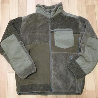 エンジニアードガーメンツ(Engineered Garments)のuniqlo engineered garments Lサイズ ベージュ 新品(マウンテンパーカー)