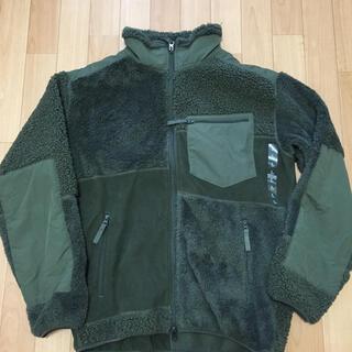 エンジニアードガーメンツ(Engineered Garments)のuniqlo engineered garments Lサイズ オリーブ 新品(マウンテンパーカー)