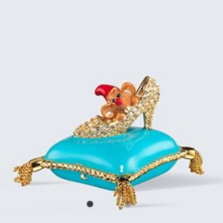 エスティローダー(Estee Lauder)のエスティローダー×ディズニー 練り香水【日本未入荷】シンデレラ(香水(女性用))