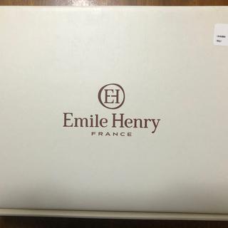 エミールアンリ(EmileHenry)のEmile Henry オーバルオーブンディッシュM ホワイト グラタン皿 (食器)