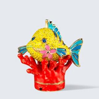 エスティローダー(Estee Lauder)のエスティローダー×ディズニー 練り香水【日本未入荷】リトルマーメイド(香水(女性用))