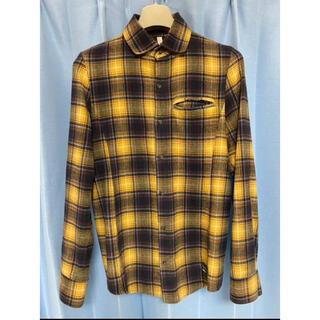 グラム(glamb)のチェックシャツ ネルシャツ(シャツ)