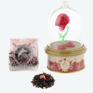 ビジョトヤジュウ(美女と野獣)の新エリア 美女と野獣 紅茶(菓子/デザート)