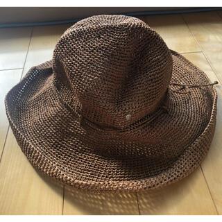 ヘレンカミンスキー(HELEN KAMINSKI)のヘレンカミンスキー帽子(麦わら帽子/ストローハット)
