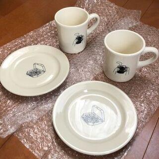 ウニコ(unico)のunico_マグカップ_2セット(グラス/カップ)