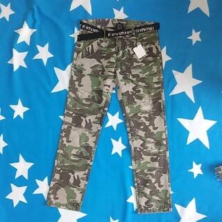 ダブルスタンダードクロージング(DOUBLE STANDARD CLOTHING)のダブスタ 迷彩柄パンツ 未使用品(カジュアルパンツ)