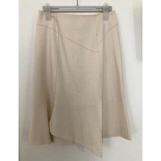 クードシャンス(COUP DE CHANCE)のクードシャンス スカート 38(ひざ丈スカート)
