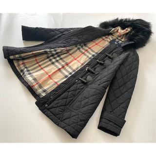バーバリー(BURBERRY)のバーバリーロンドン♪中綿コート 36サイズ(ダウンコート)