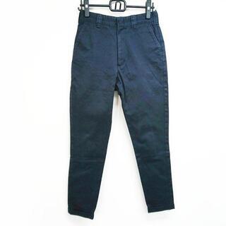 ハイク(HYKE)のハイク パンツ サイズ1 S レディース - 黒(その他)