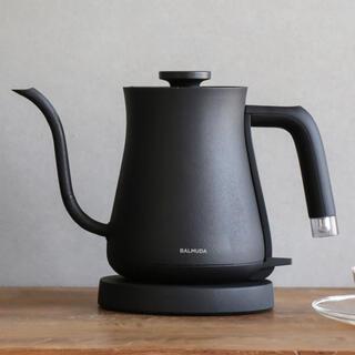 バルミューダ(BALMUDA)のBALMUDA The Pot     black(調理道具/製菓道具)