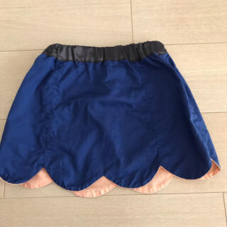 マーキーズ(MARKEY'S)のマーキーズ スカート ブルー リバーシブル? 90〜100?(スカート)