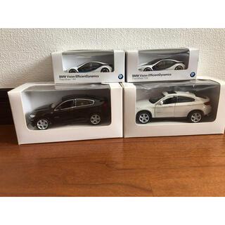 BMW - 【4台セット】BMW ミニカー i8&X6