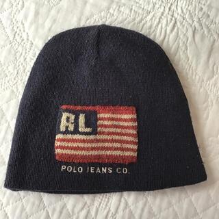 ポロラルフローレン(POLO RALPH LAUREN)の☆Polo Ralph Lauren ニット帽(ニット帽/ビーニー)
