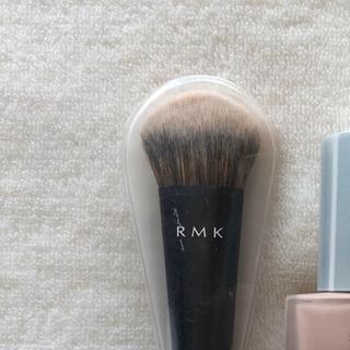 アールエムケー(RMK)のRMK ファンデブラシ(チーク/フェイスブラシ)