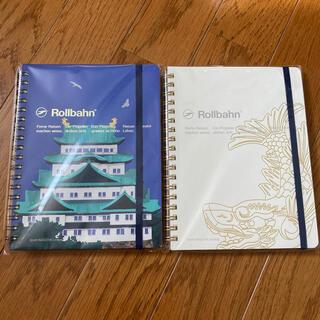 スミス(SMITH)のロルバーン 名古屋限定 2冊セット(ノート/メモ帳/ふせん)