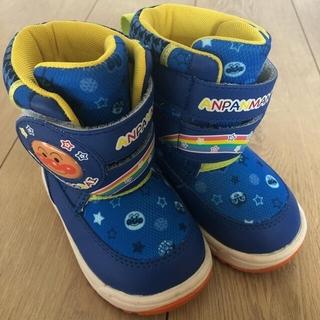 アンパンマン(アンパンマン)のアンパンマン 冬用ブーツ 13cm(ブーツ)