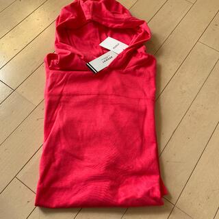 ウィゴー(WEGO)のWEGO ブラウニー カラーパレットTシャツパーカー(パーカー)