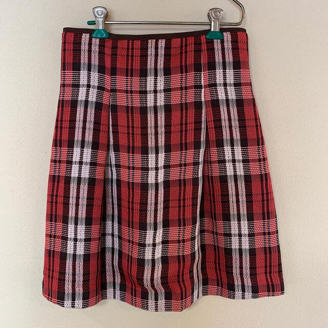 deicy(デイシー)のDAISY チェック柄 ミニスカート レディースのスカート(ミニスカート)の商品写真